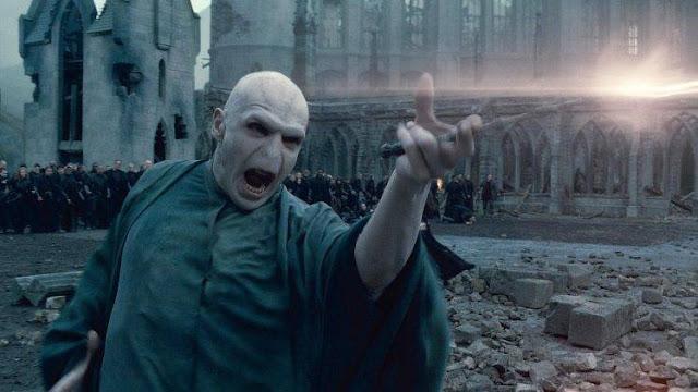 Лорд Волдемор в Хари Потър и даровете на смъртта