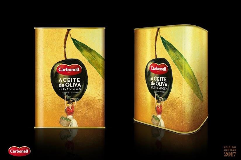 Regala la nueva lata edición limitada de Carbonell esta Navidad