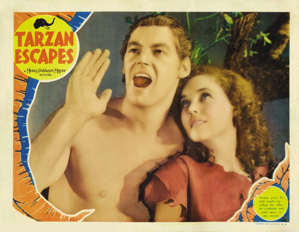 A FUGA DE TARZAN (TARZAN ESCAPES)