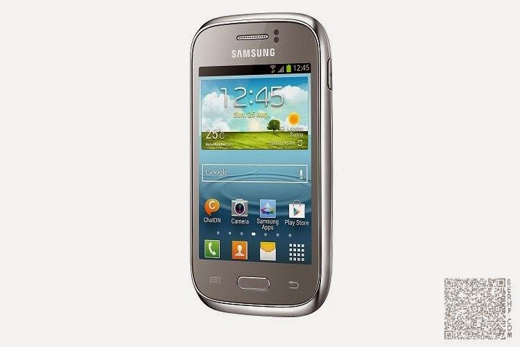 Gambar SAMSUNG Galaxy Young S6310  Blogtainment