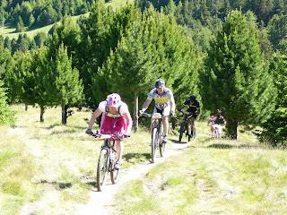 Richtiges Fahrrad für die Translap