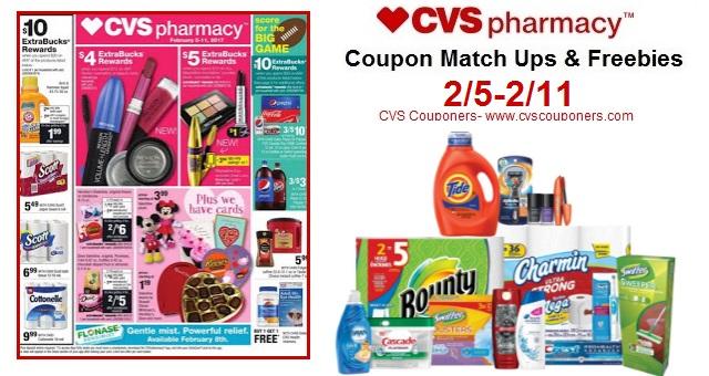 da0c0fb5641 CVS Couponers: CVS Coupon Matchups & Freebies (2/5-2/11)