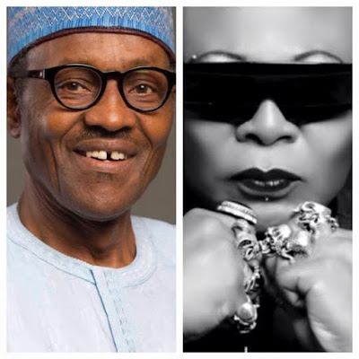 Open letter to President Buhari from Charly Boy Oputa