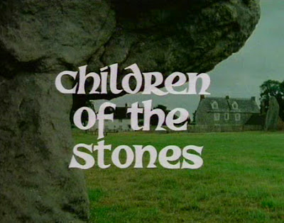 Children of the Stones, 1977, folk horror TV