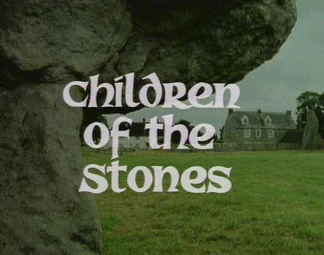 Children of the Stones, 1977, folk horror TV