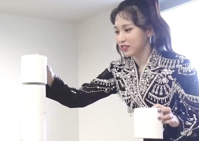 Tissue Challenge Twice Mina
