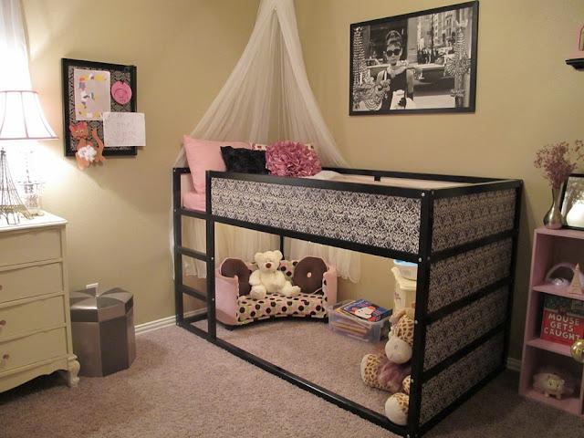 mommo design ikea hacks kura bed. Black Bedroom Furniture Sets. Home Design Ideas
