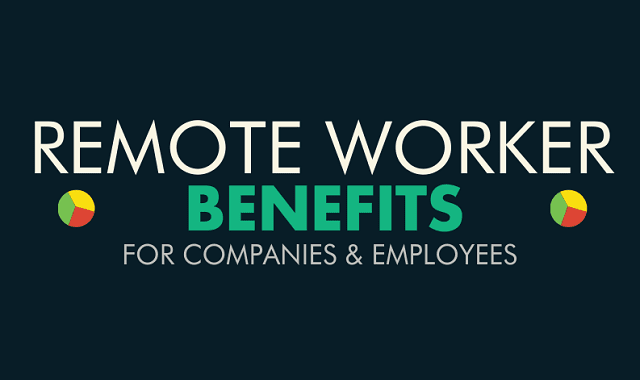 Remote Worker Benefits for Companies and Employees