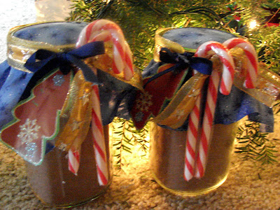 Easy Gifts in a Jar