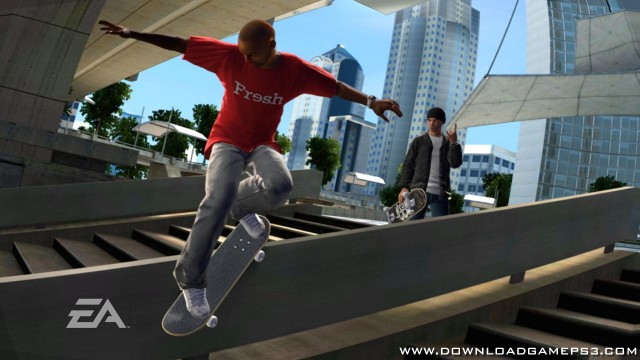 Skate 3 - Download game PS3 PS4 RPCS3 PC free
