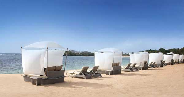 3 Tempat Liburan Terbaik di Nusa Dua Beach Bali