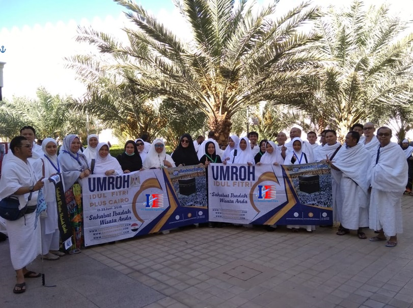 Banner Umroh Idul Fitri MAP Tour