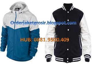 buat jaket kelas atau jaket angkatan formal dan semi formal