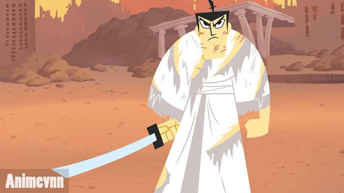 Ảnh trong phim Samurai Jack 1