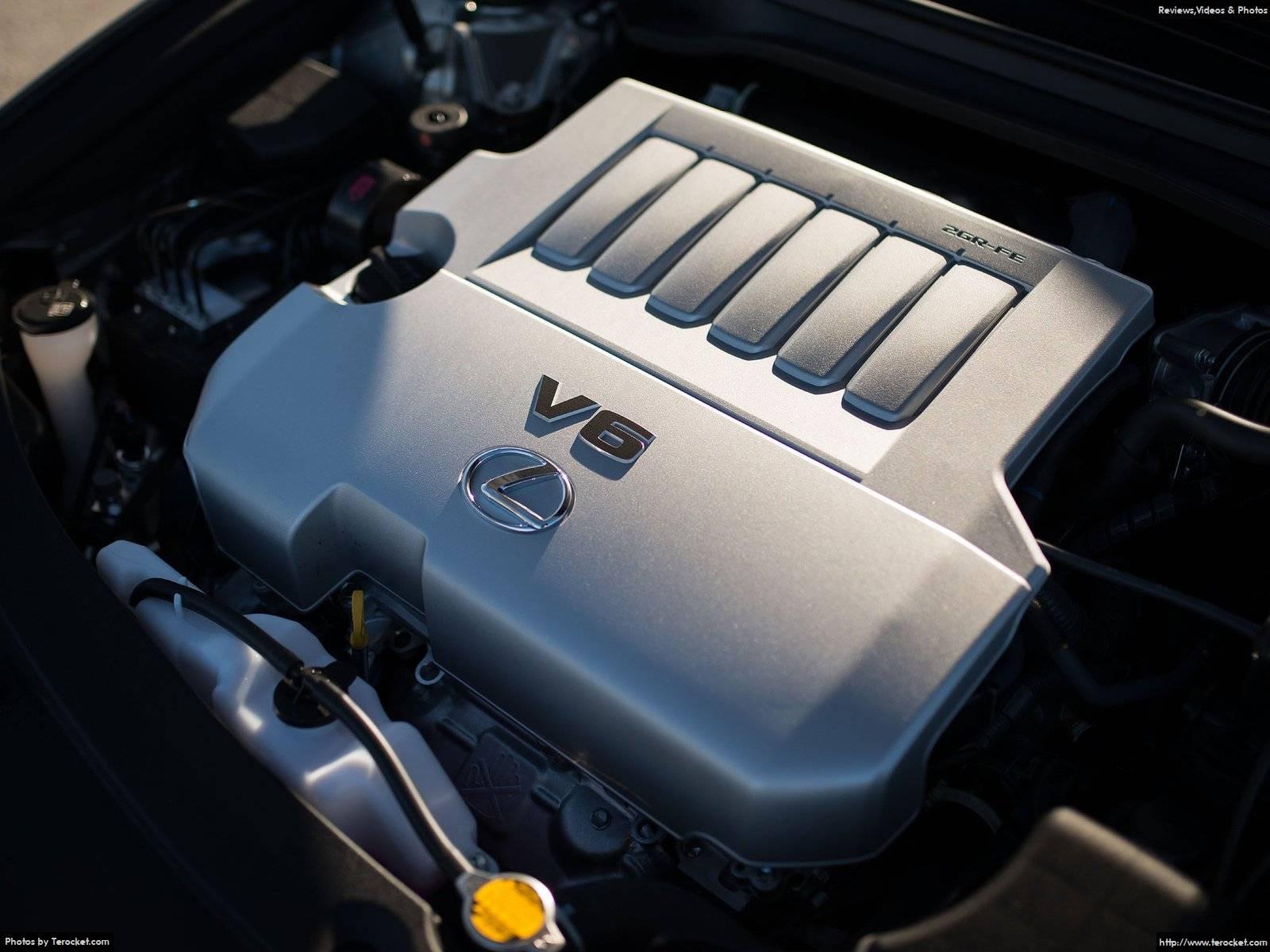 Khối động cơ V6 3,5 lít, cho xe có sức mạnh đáng nể