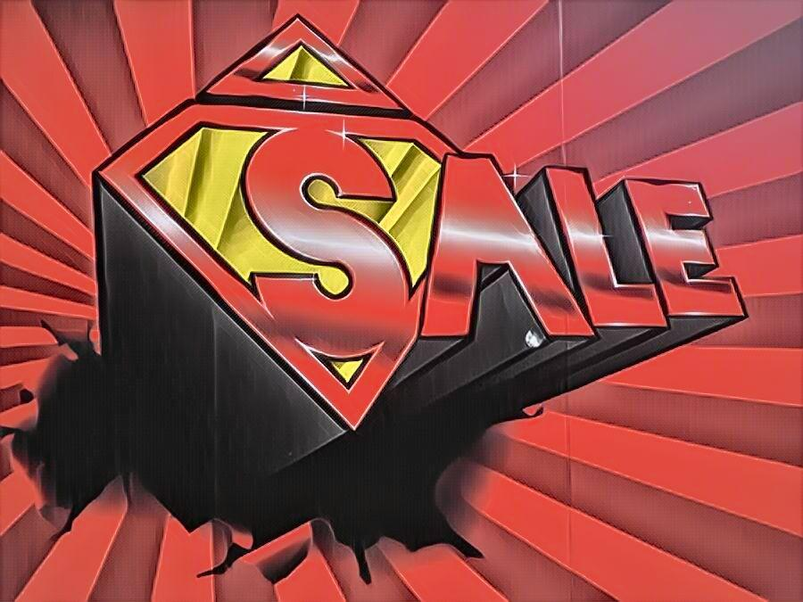продажи