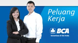 Loker Besar-Besaran Di Bank BCA Terbaru Dan Terupdate Bulan Ini, Buruan!