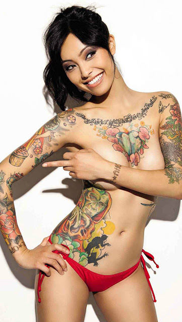 iPhone 6 Tattoo Girl Wallpapers Free Download