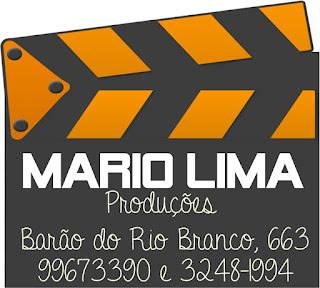 PUBLICIDADE: Mário Lima Produções