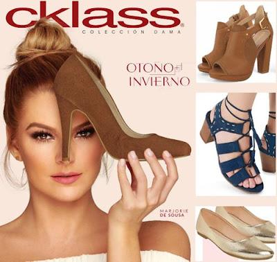 cklass zapatos de moda otoño invierno