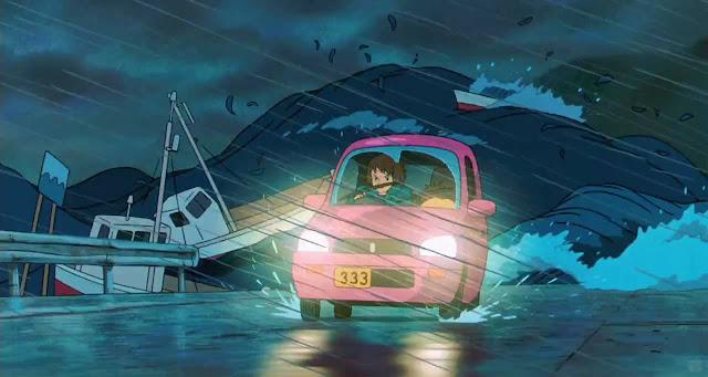 Ponyo - Uma Amizade que Veio do Mar (2008)