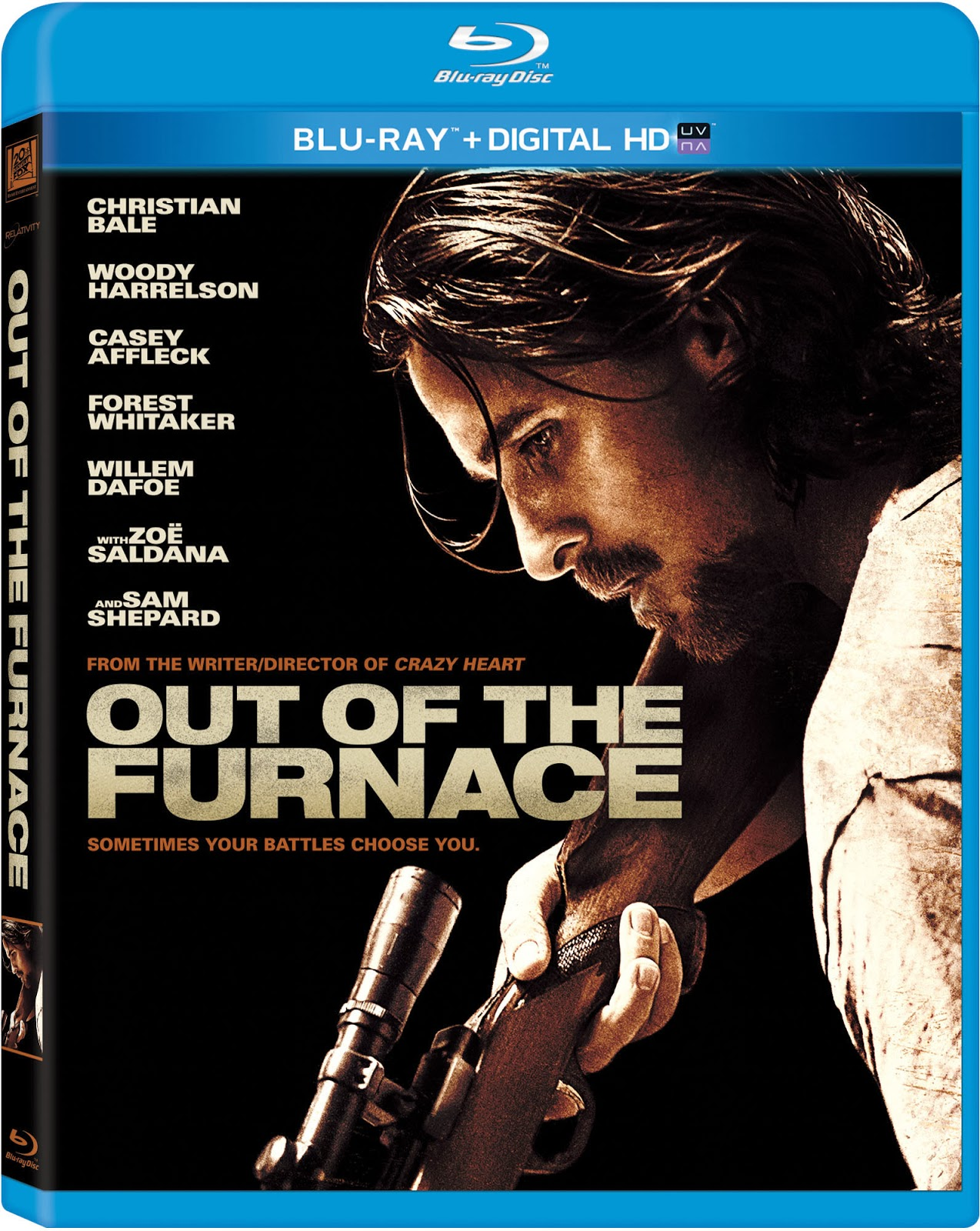 Blu-ray Review - Out Of The Furnace