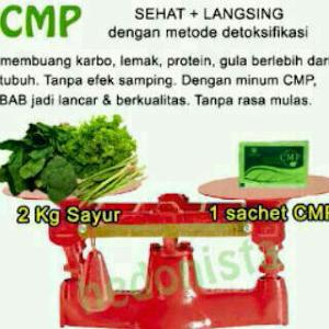 CMP Chlorophyl Yang Mempunyai Beragam Manfaat