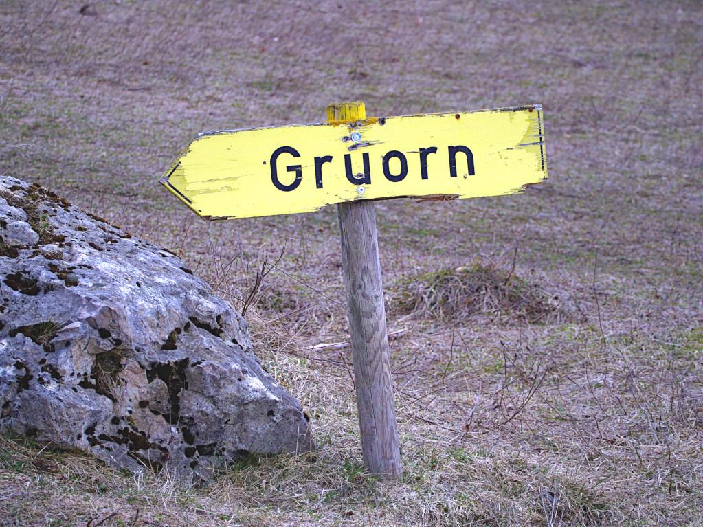 Gruorn - ehem. Truppenübungsplatz Münsingen (1)