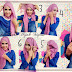 Cara Memakai Hijab Ala Angel Lelga Model Yang Praktis