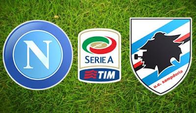 مشاهدة مباراة نابولي وسامبدوريا بث مباشر اليوم