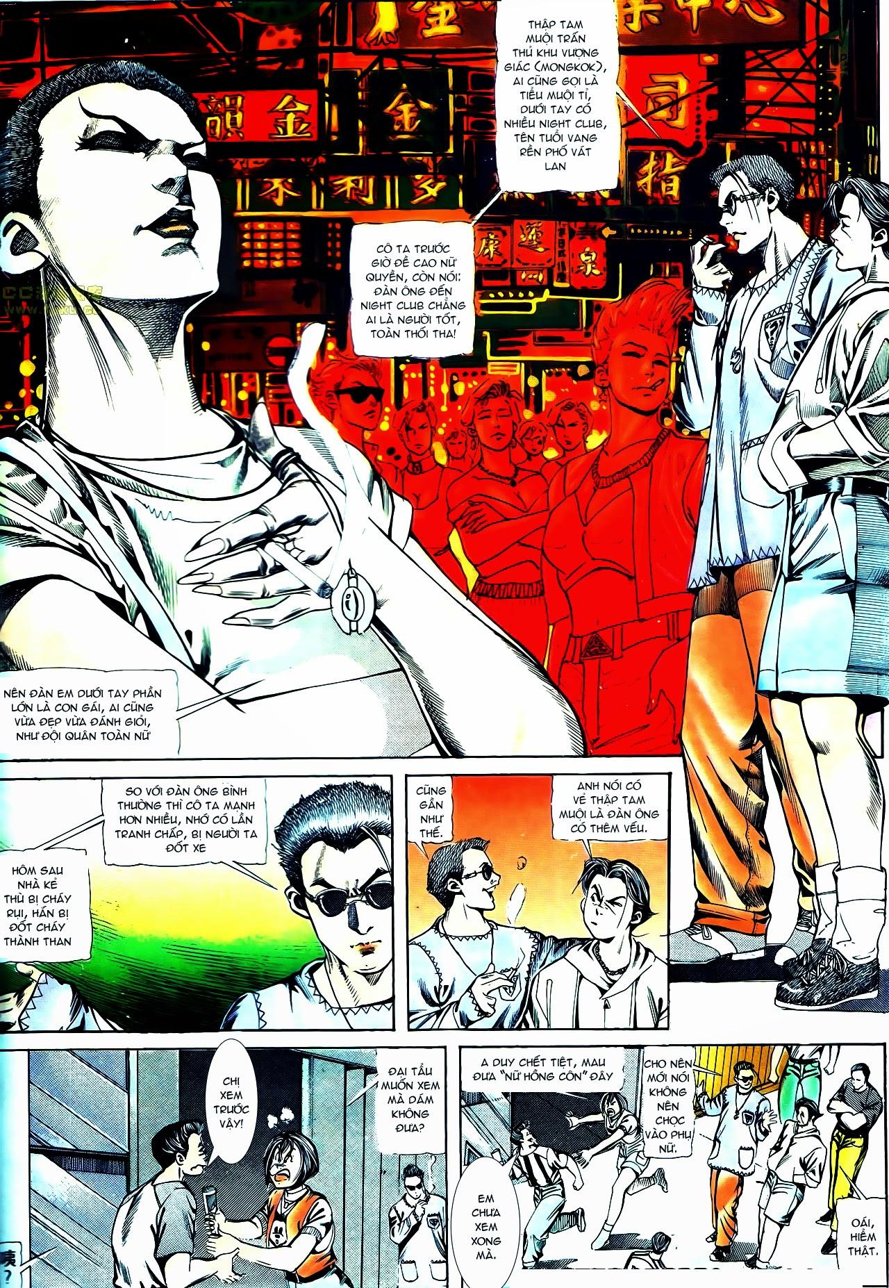 Người Trong Giang Hồ chapter 124: thập tam muội trang 18