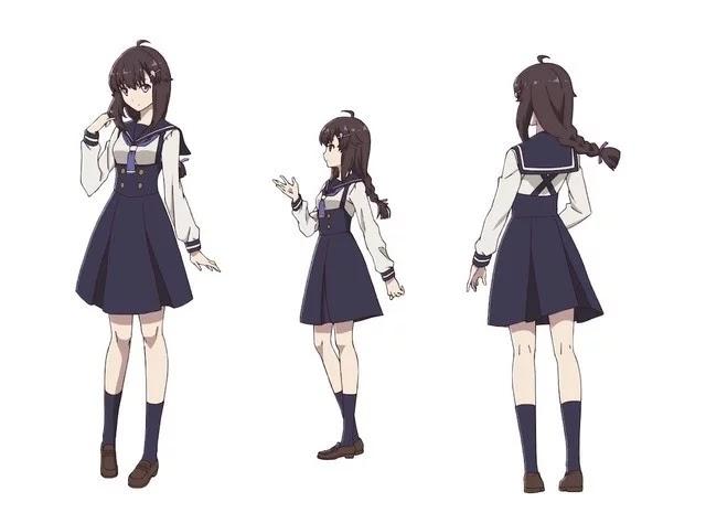 Inori Minase akan berperan sebagai Kasumi Nagasaka