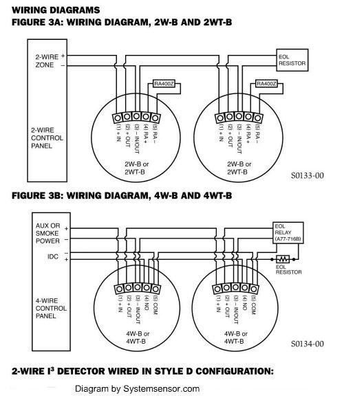 Apollo Smoke Detector Wiring Diagram