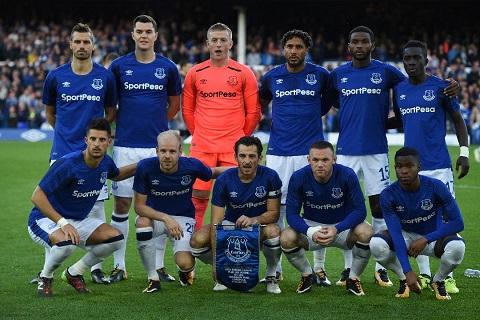 Everton với những gương mặt vô cùng sáng giá