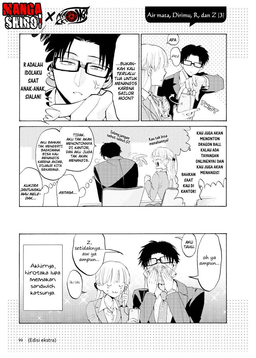 Wotaku ni Koi wa Muzukashii Chapter 05.1-11