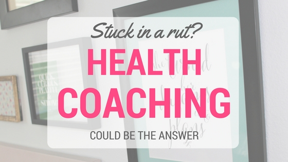 why you should try health coaching