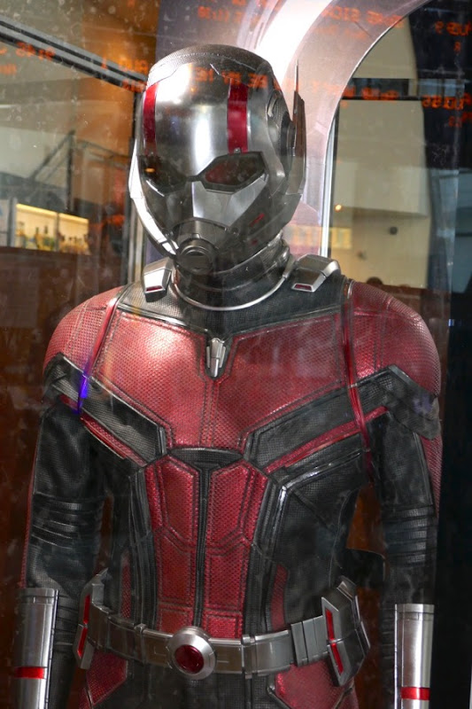 Paul Rudd Ant-Man and Wasp hero suit