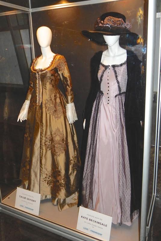 Kate Beckinsale Chloe Sevigny Love Friendship movie costumes