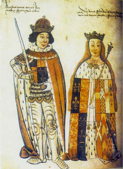richard iii and lady anne relationship