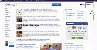 Buat Email Yahoo Terbaru | Cara Daftar Akun Ymail Di Yahoo Mail Indonesia