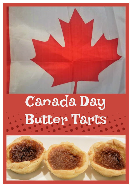 Canada Day Butter Tarts on Homeschool Coffee Break @ kympossibleblog.blogspot.com