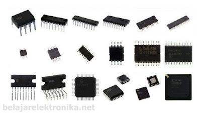 Mengenal Komponen Elektronika, Jenis-Jenis Komponen Elektronika [Tehnik Elektronika Dasar]