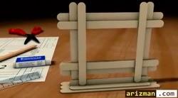 Langkah-5-cara-membuat-pigura-foto-dari-stik-es-krim