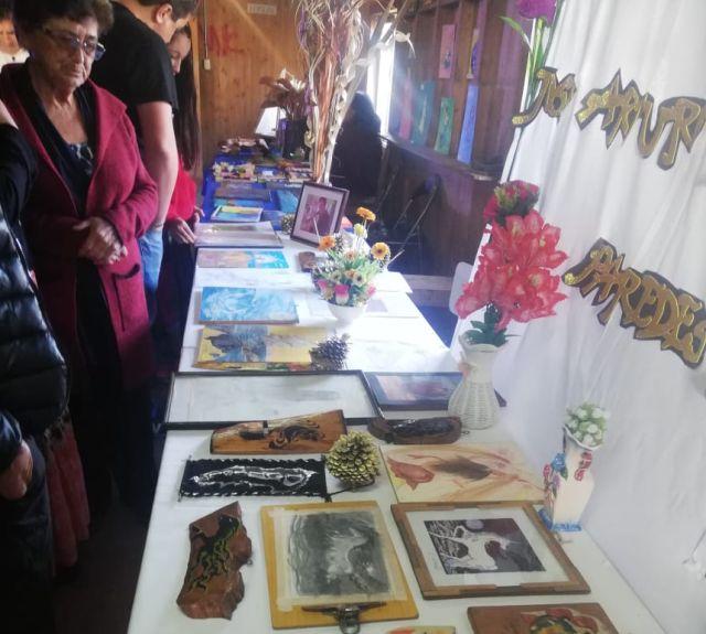 Jornada cultural en Caleta Carelmapu