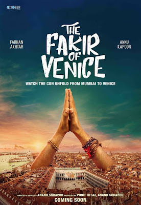 The Fakir of Venice 2019 Hindi Movie Pre-DVDRip 700Mb