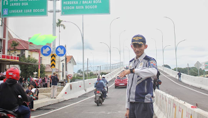 Pemkot Bogor Lakukan Ujicoba Fly Over Jalan RE Martadinata