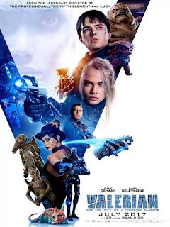 Valerian Và Thành Phố Ngàn Hành Tinh - Valerian and the City of a Thousand Planets (2017)   Full HD VietSub Thuyết Minh