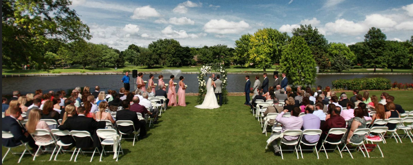 Oak Hills Country Club Omaha Wedding Venues