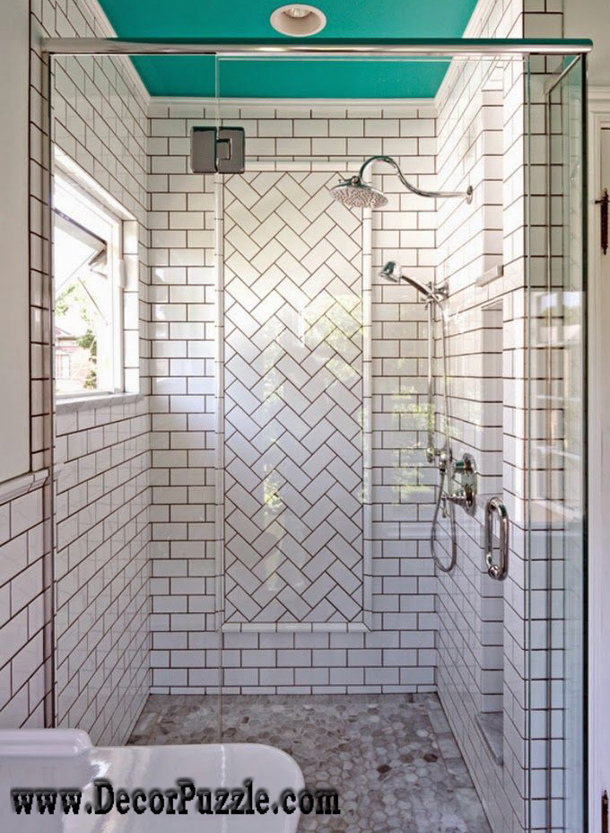 bathroom tile pattern ideas top shower tile ideas and designs to tiling a shower 16105