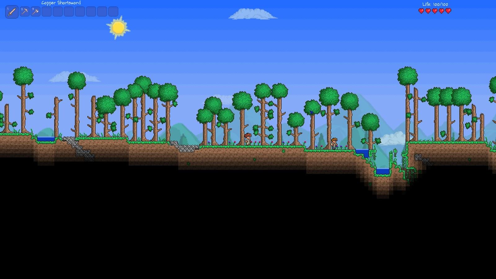 Spiele Wie Terraria
